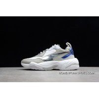 R24 Puma Dad Sneakers Clunky Sneaker Dad Shoes White Siliver Blue 367998-02 Women Shoes And Men Shoes Best