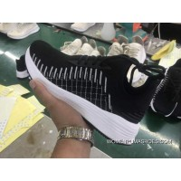 Puma 2018 Paragraph Black And White Discount