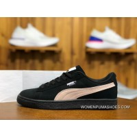 New Release Yang Yang A Puma Suede Exo Participants In Retro Sneakers Size 355462-66