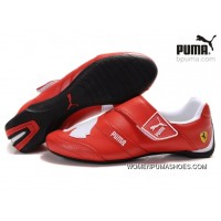 Puma Baylee Future Cat Shoes Red/White Online