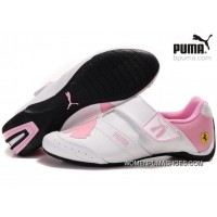 Puma Baylee Future Cat Shoes White/Pink 02 New Release
