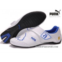 Puma Future Cat Baylee Shoes Blue/White Online