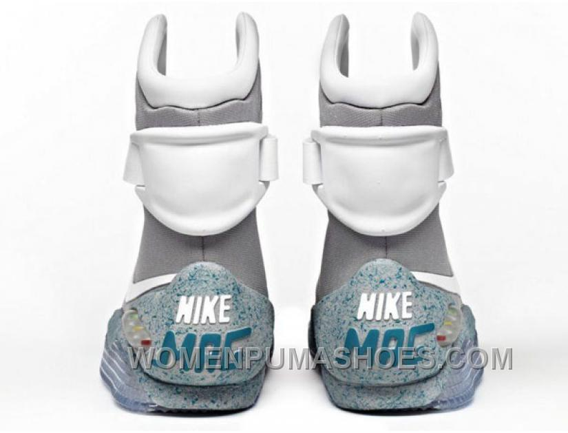 c5d9566acb0 Nike Air Mag Back To The Future Limited Edition Shoes For Sale 3yeEwn