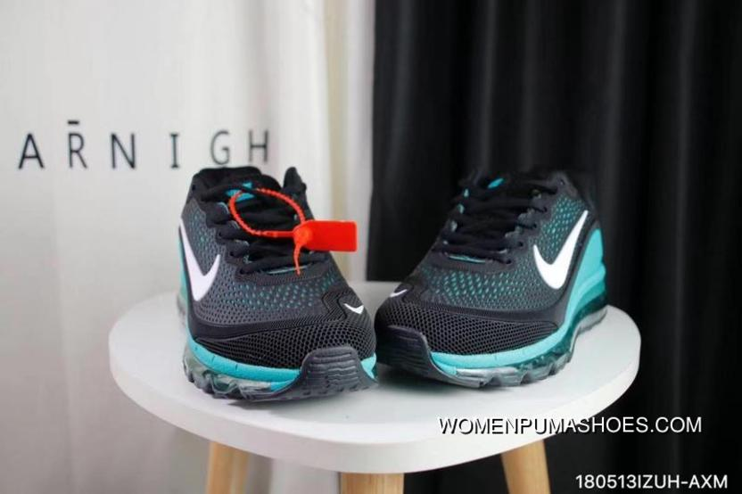 6cfbef15db Nike Air Max 2017.5 40-47 Men Black Green Outlet, Price: $88.35 ...