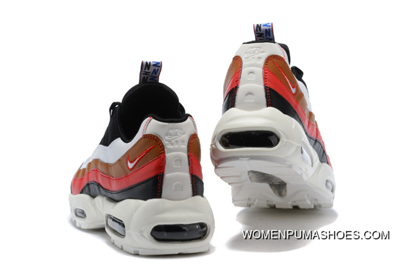 Nike Air Max 95 TT Japan Limited Blue And White Red Sreet Retro Running Shoes AJ1844 101 600 002 Size 36 46 Latest