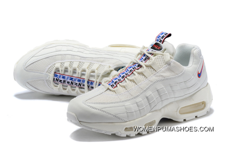 4 Colorways Nike Air Max 95 TT Japan Limited Blue And White Red Sreet Retro Running Shoes AJ1844 101 600 002 Size Beat Men Shoes Out Top Deals