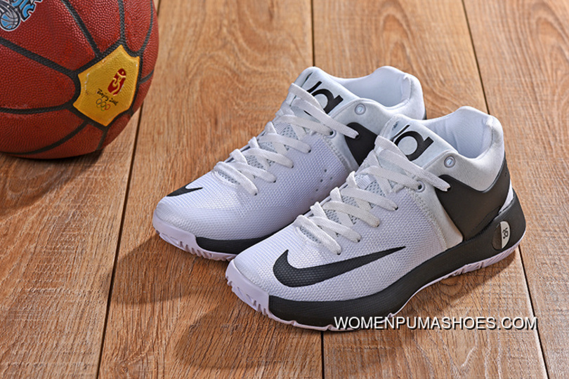 bd2d61390e48 623  KD TREY 5 Iv WHITE BLACK SWOOSH Top Deals