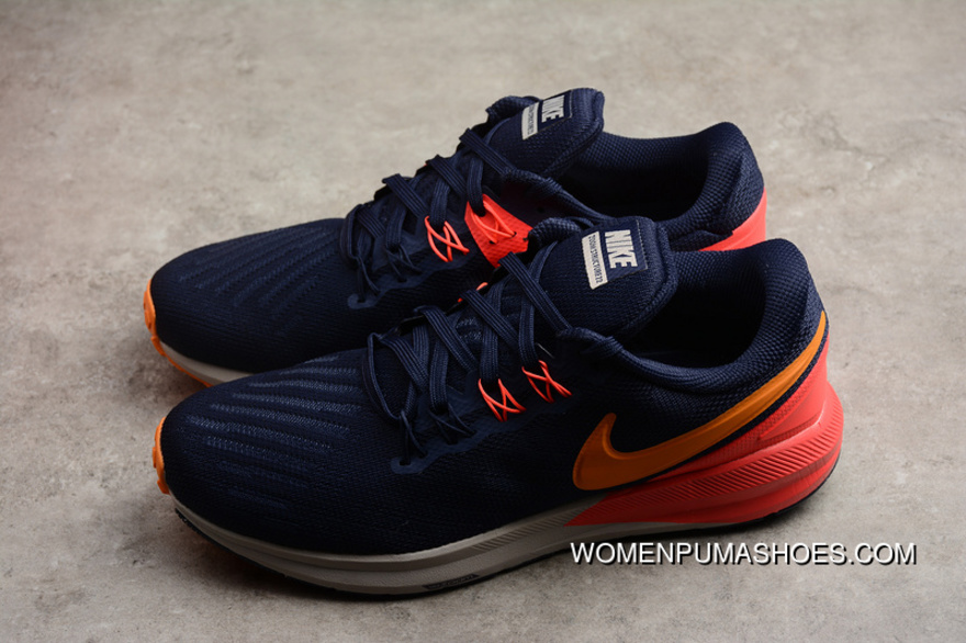 5678823640746 P17 Nike AIR ZOOM STRUCTURE LUNAREPIC 22 Mesh Breathable Running Shoes Men  Shoes AA1636-400