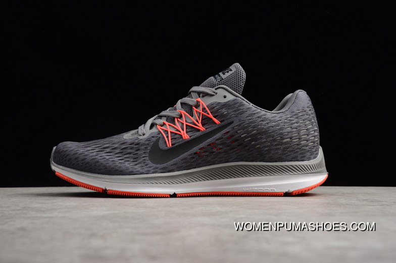 11c2cd40f529a AA7406-006 Nike LUNAREPIC V5 Zoom WINFLO 5 Air Max Zoom Mesh Breathable Running  Shoes