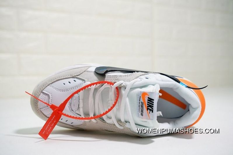 Women Off White X Nike Air Monarch The M2K Tekno SKU:140380 289 Top Deals