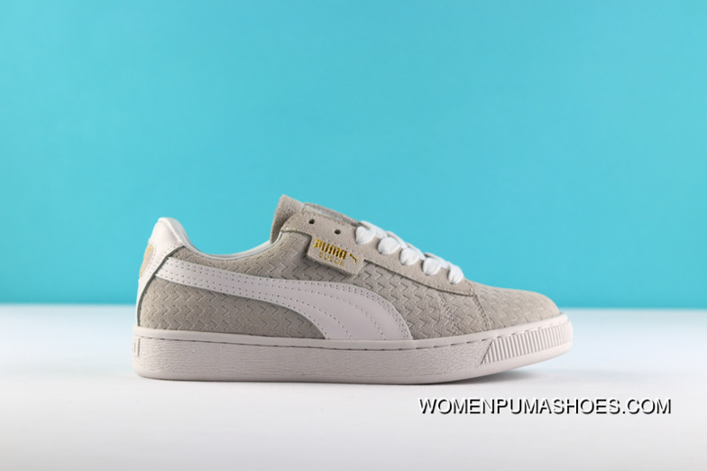 big sale a7a2a 5506e Free Shipping Puma Suede Classic Perforation 50 Anniversary High  Mercerizing Yak Wool Surface Sheepskin LINING Cavity Custom-made And  Authentic Just A ...