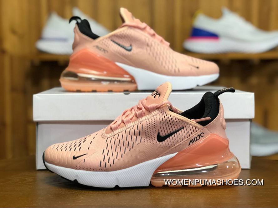 Nike Air Max 270 Participants In God Shallow Pink Zoom Air